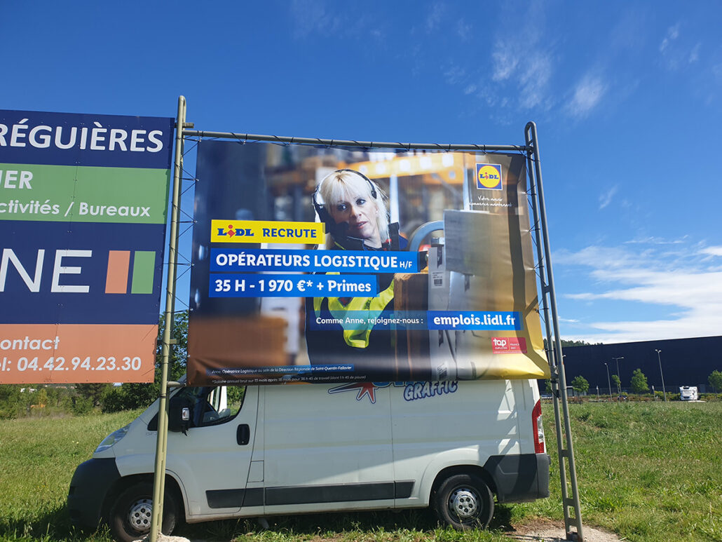 Star Graffic Communication visuelle à Fréjus Saint-Raphaël