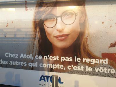 ATOL-vitrine